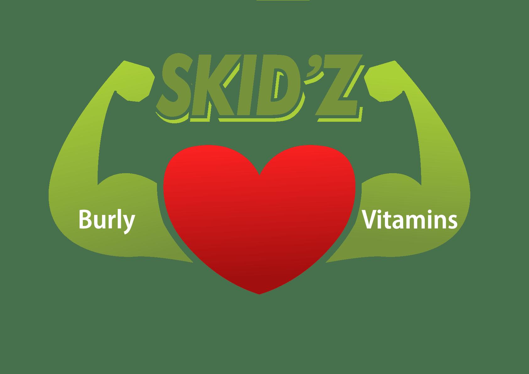 Burly Skidz Vitamins